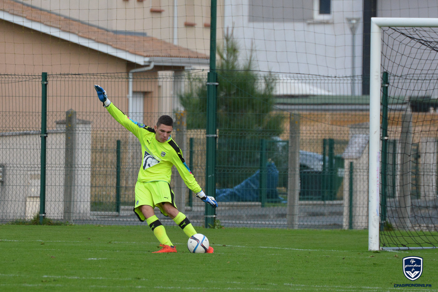 Cfa Girondins : Tommy Baup au RC Strasbourg - Formation Girondins