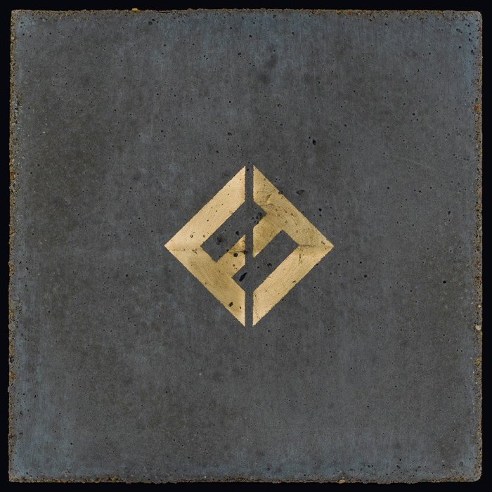 Foo Fighters : Concrete & Gold