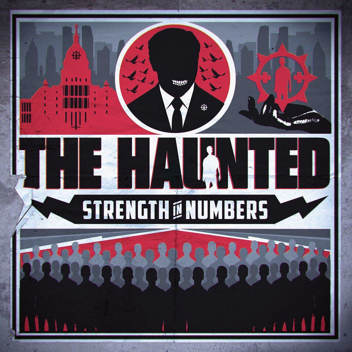 The Haunted : Strength In Numbers