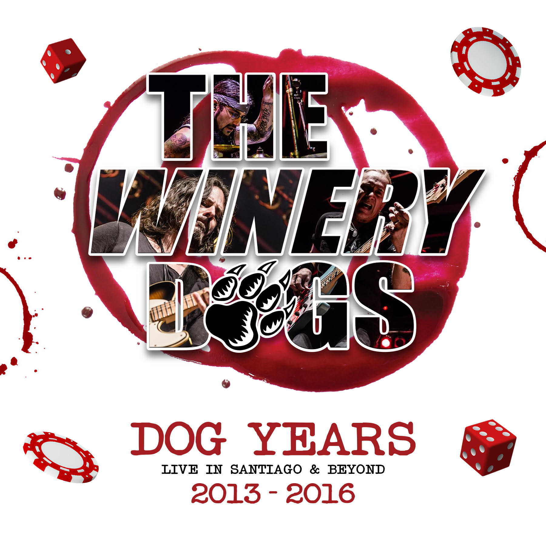 The Winery Dogs : Dog Years