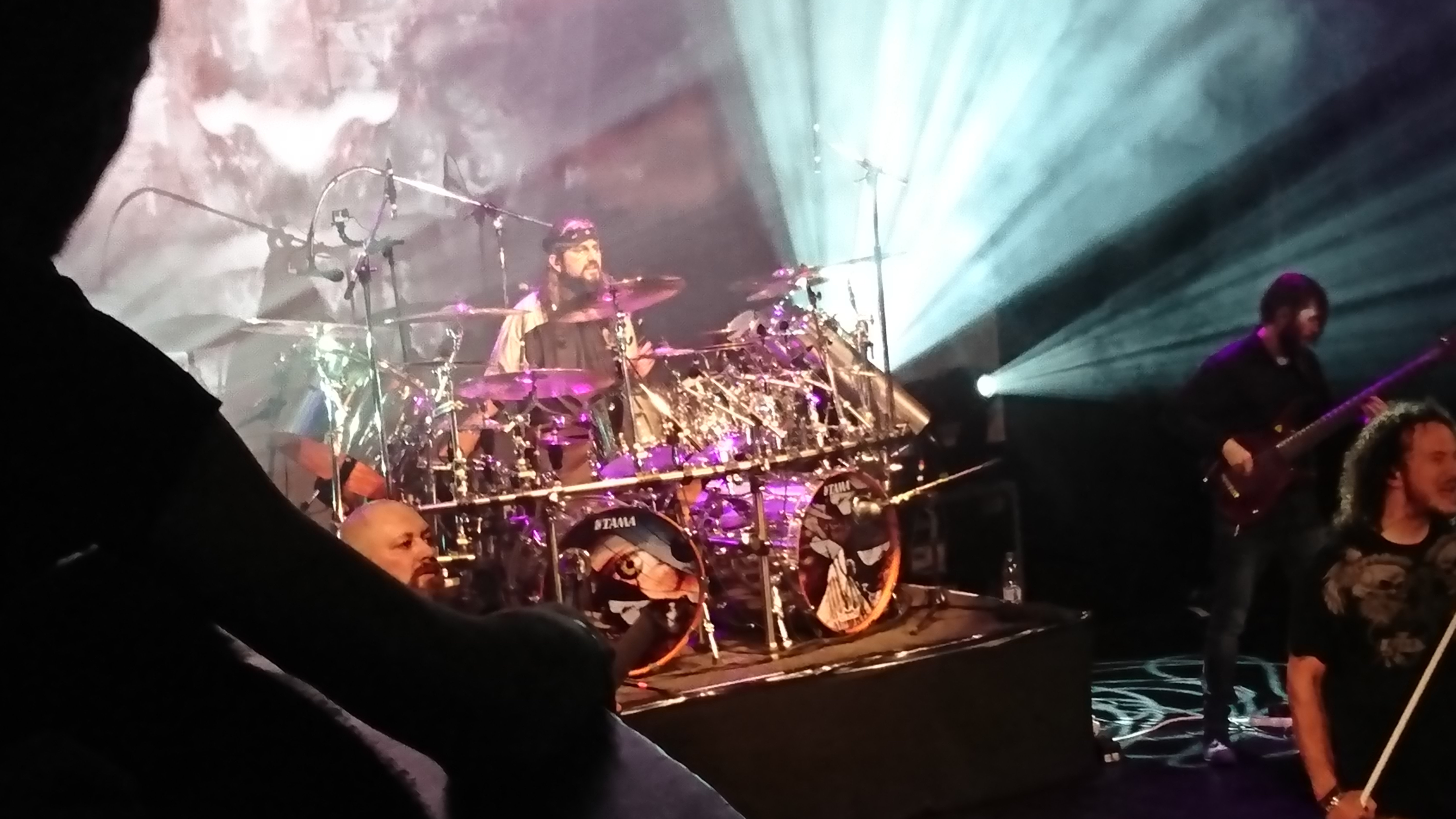 Mike Portnoy's Shattered Fortress - Paris, Le Trianon - 01/07/2017