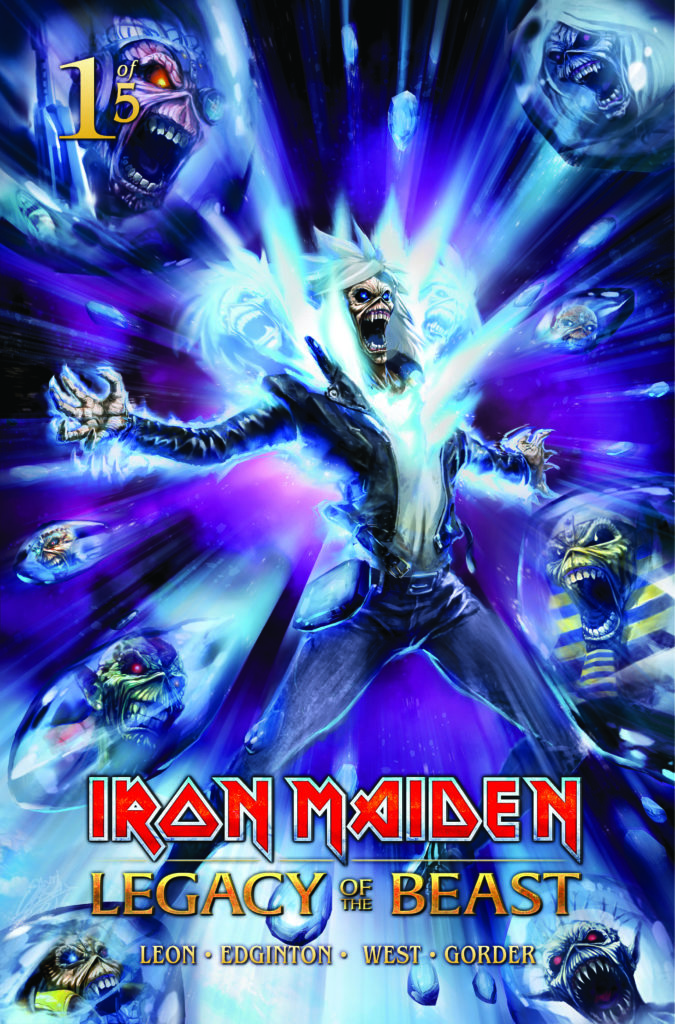 Iron Maiden : Legacy Of The Beast