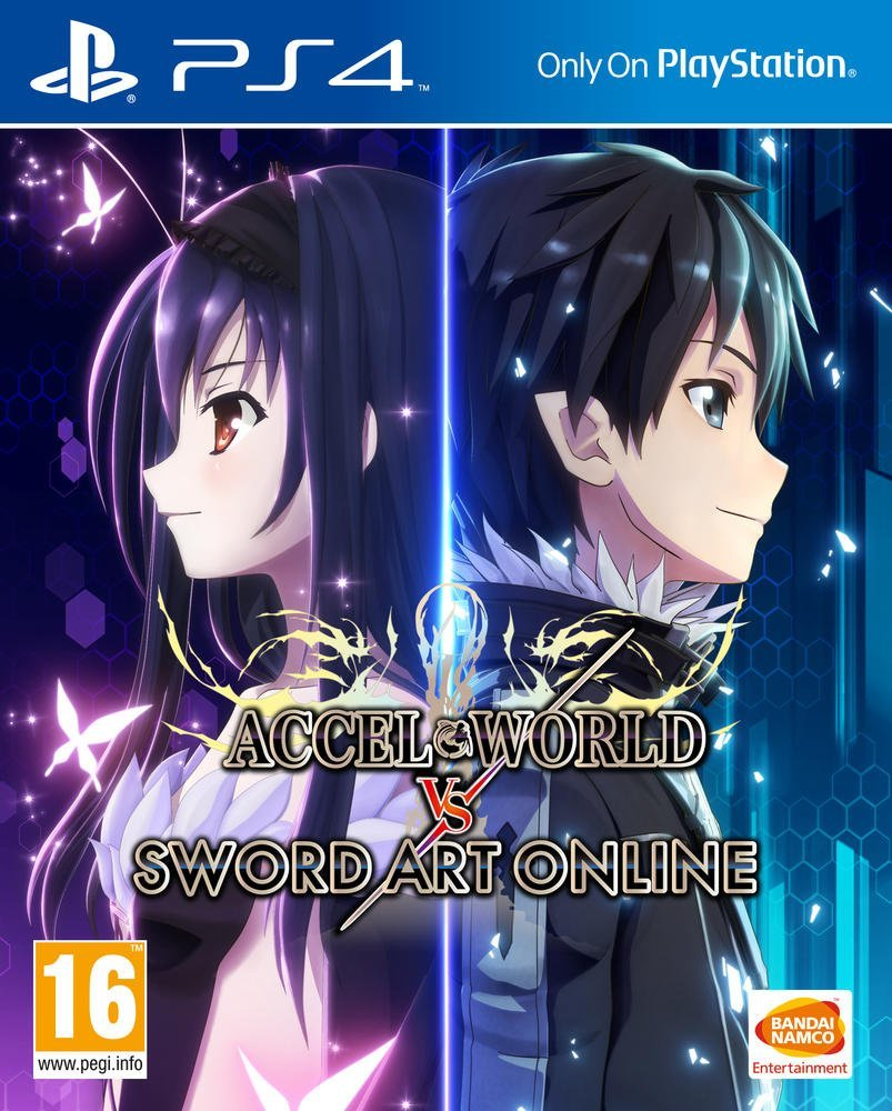 Accelworld Vs Sword Art Online