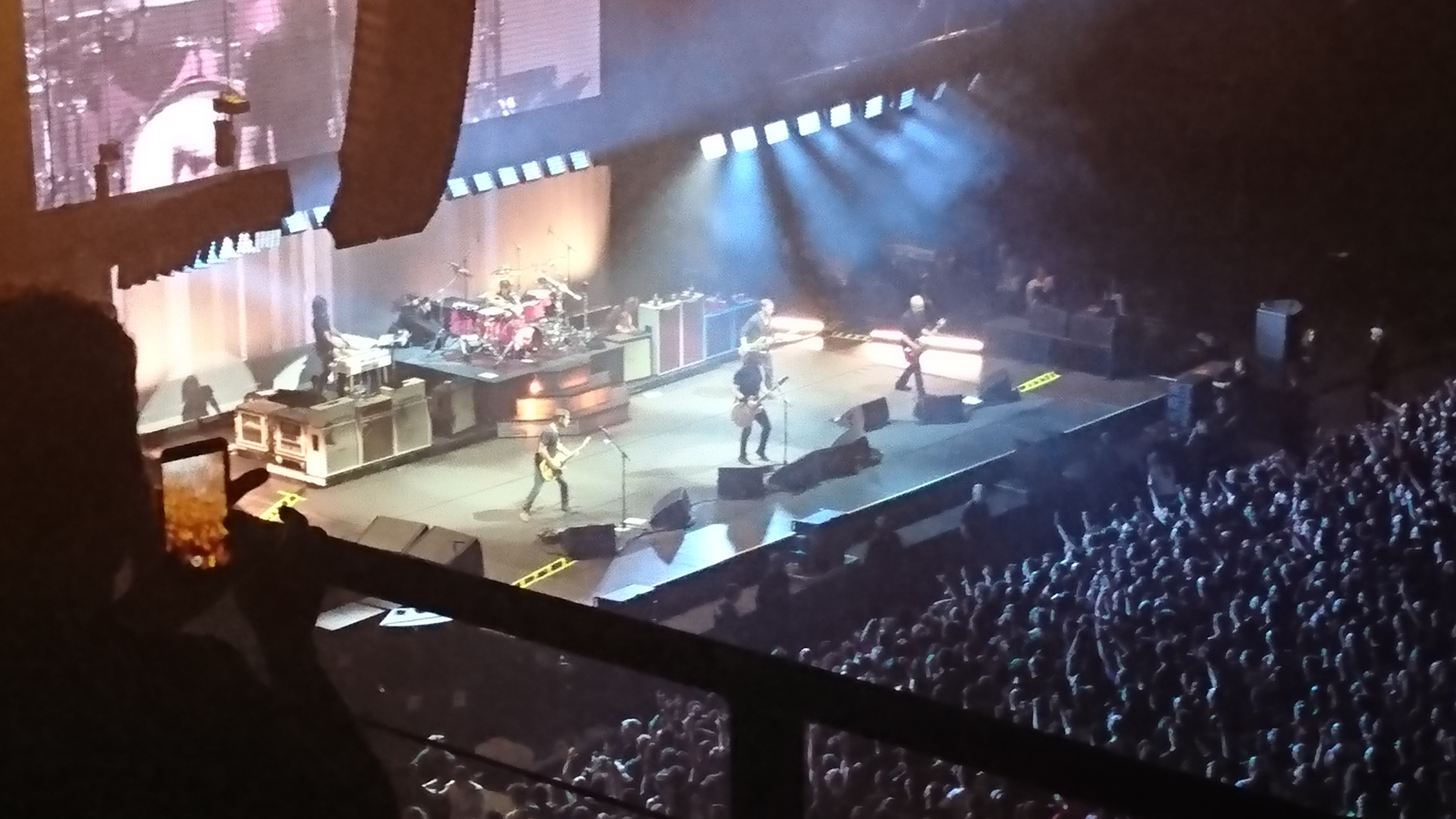 Foo Fighters - Accorhotels Arena - Paris  - 03/07/2017