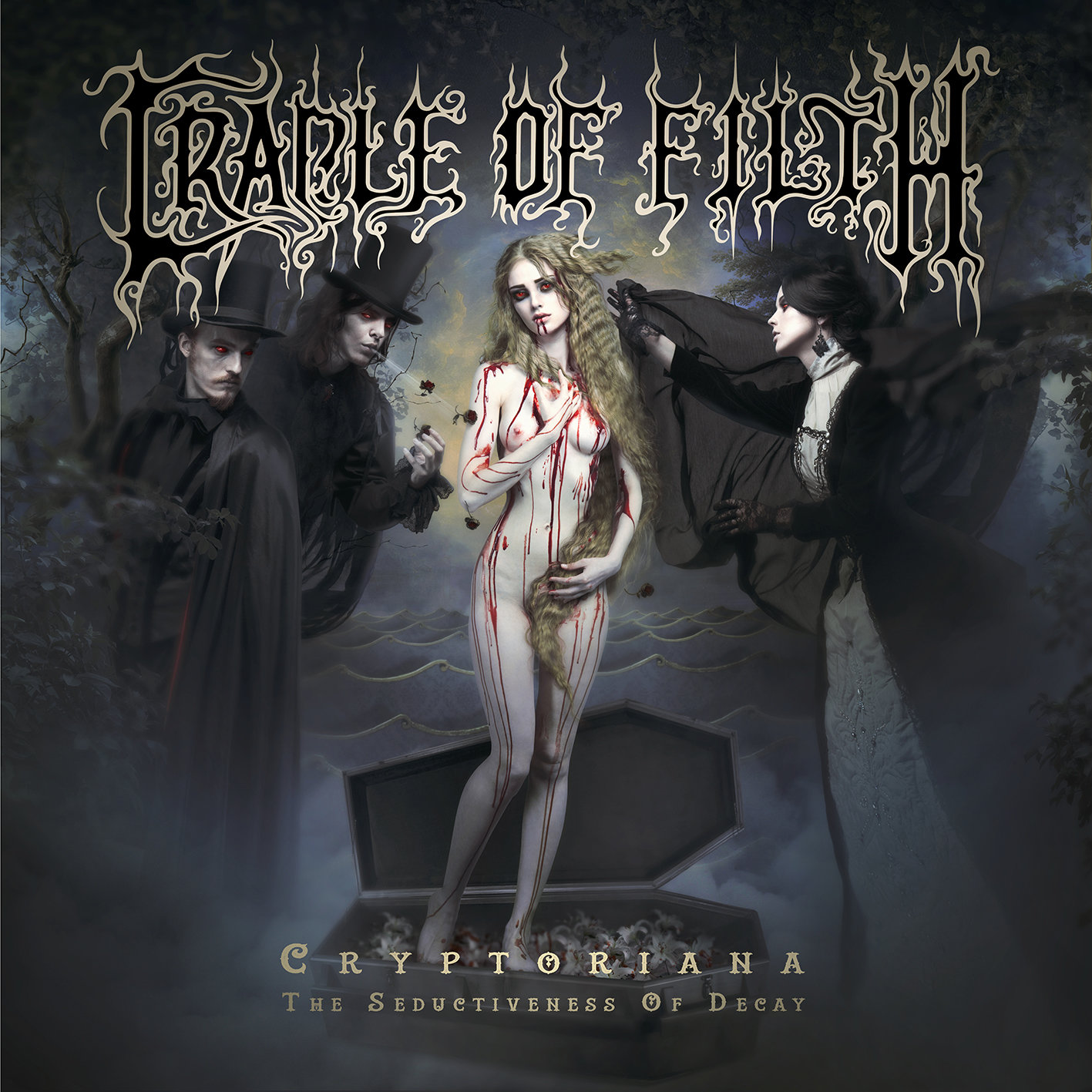 Cradle Of Filt : Cryptoriana : The Seductiveness Of Decay
