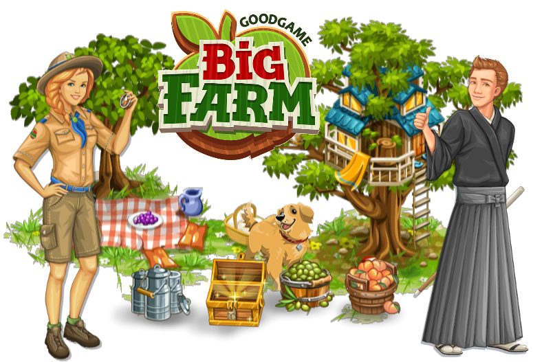 Forum Non Officiel de Big Farm