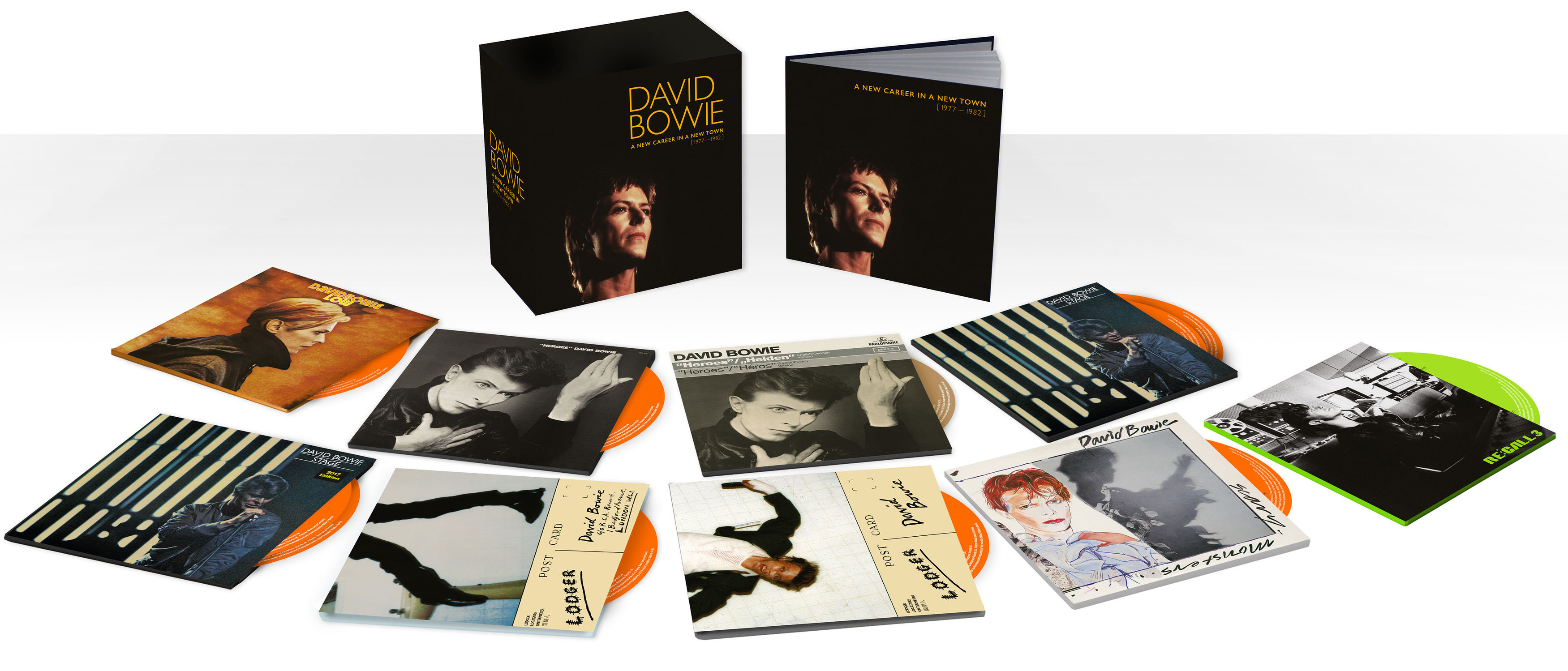 David Bowie : A New Carreer In A New Town (1977 - 1982)