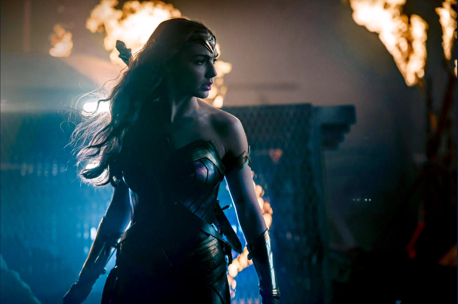 Gal Gadot - Justice League