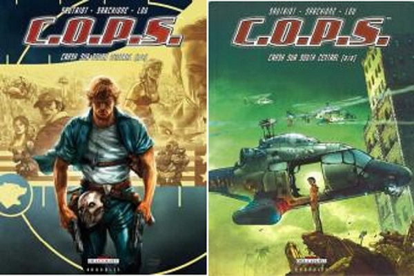 C.O.P.S. Complet - 2 Tomes