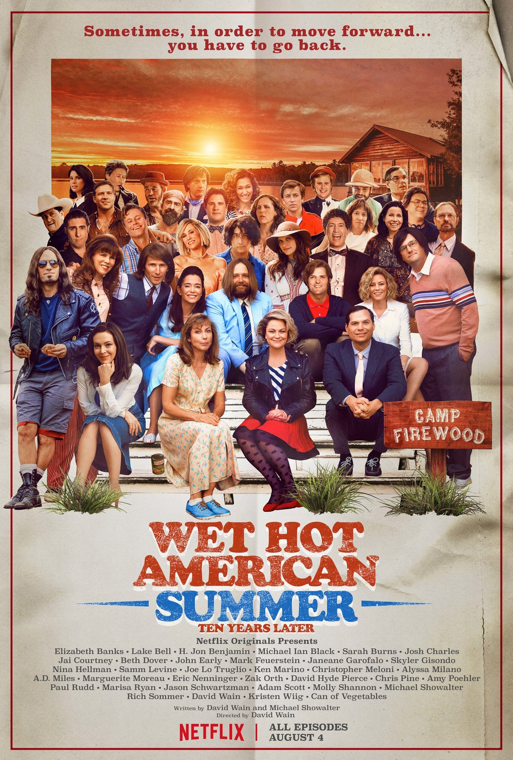 Wet Hot American Summer : 10 Ans Plus Tard
