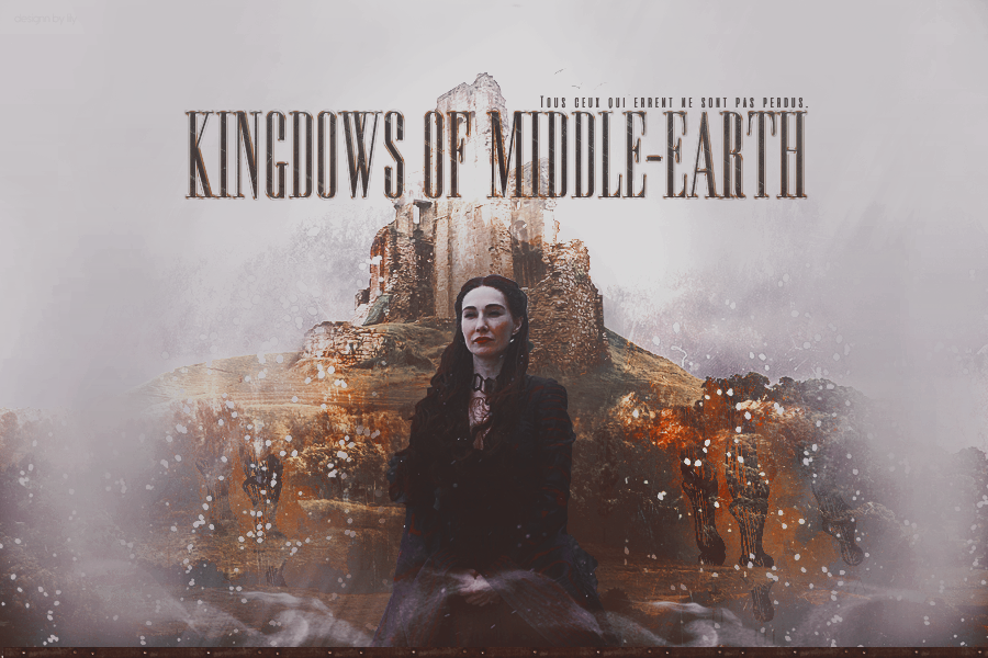 Kingdows of Middle-Earth