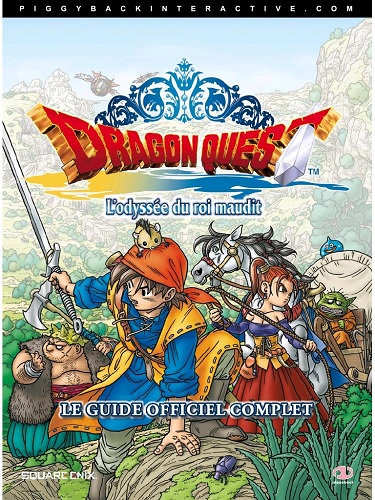 Dragon Quest VIII - Guide Officiel