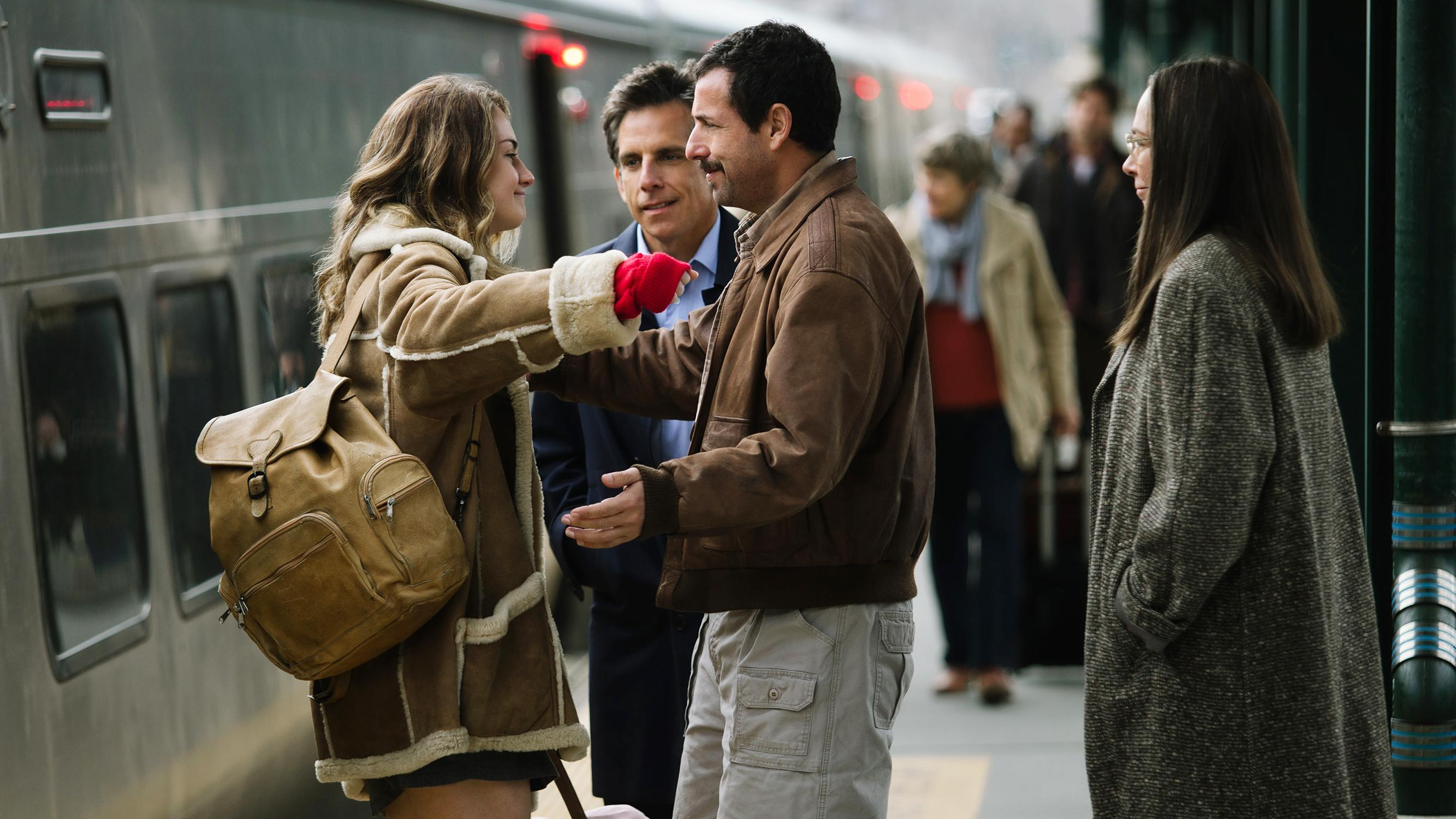 The Meyerowitz Stories (New & Selected)