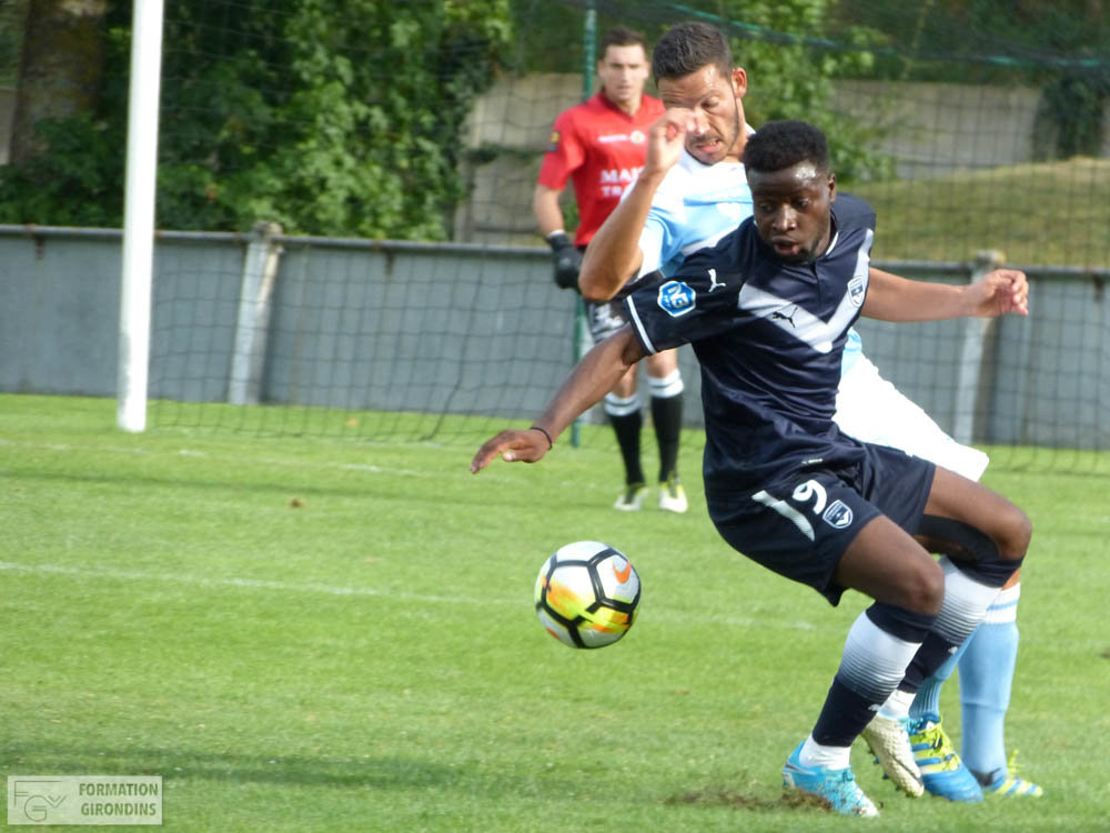 Cfa Girondins : Une victoire pour le coach... (1-2) - Formation Girondins