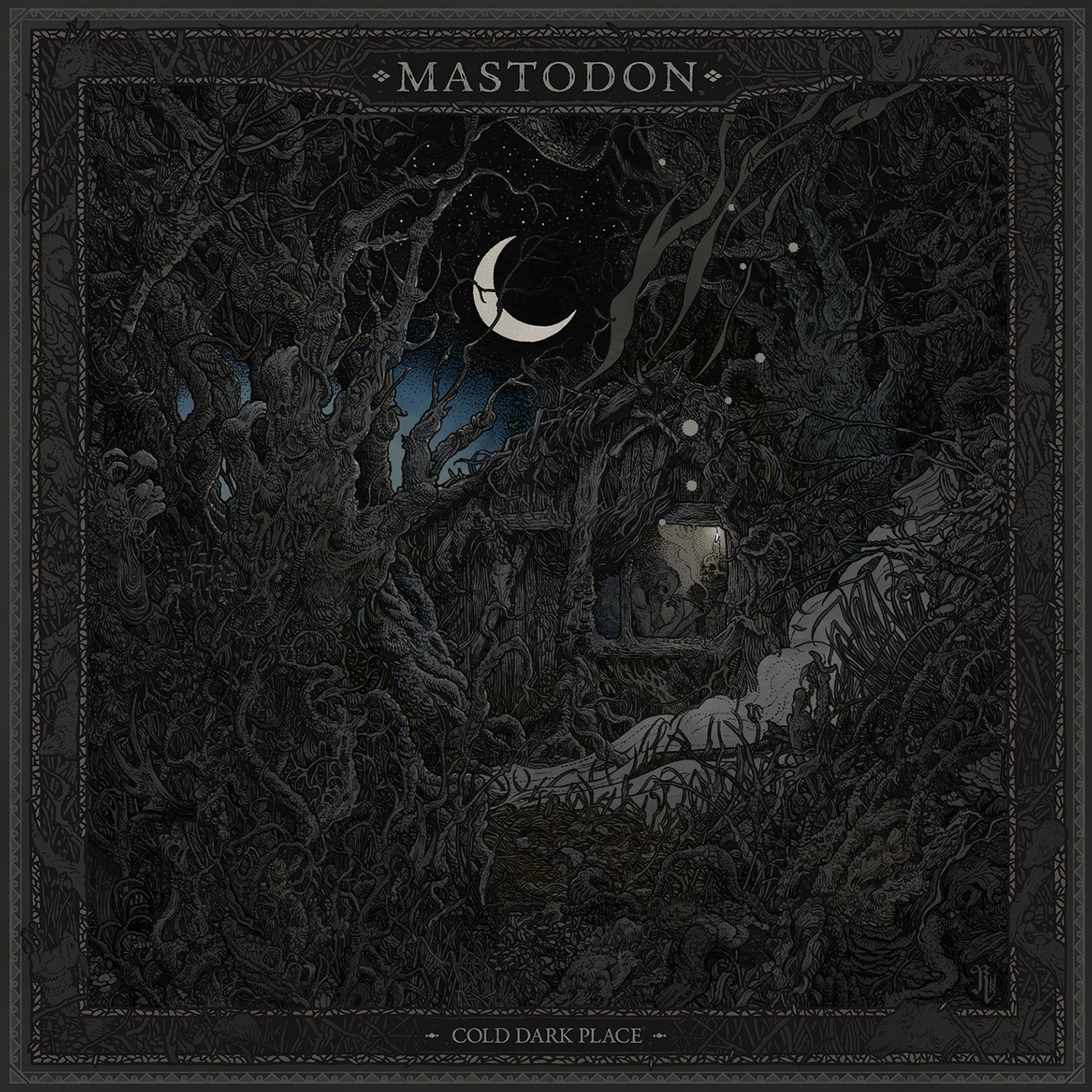 Mastodon : Cold Dark Places