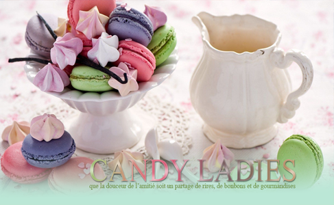 Candy Ladies Omh6
