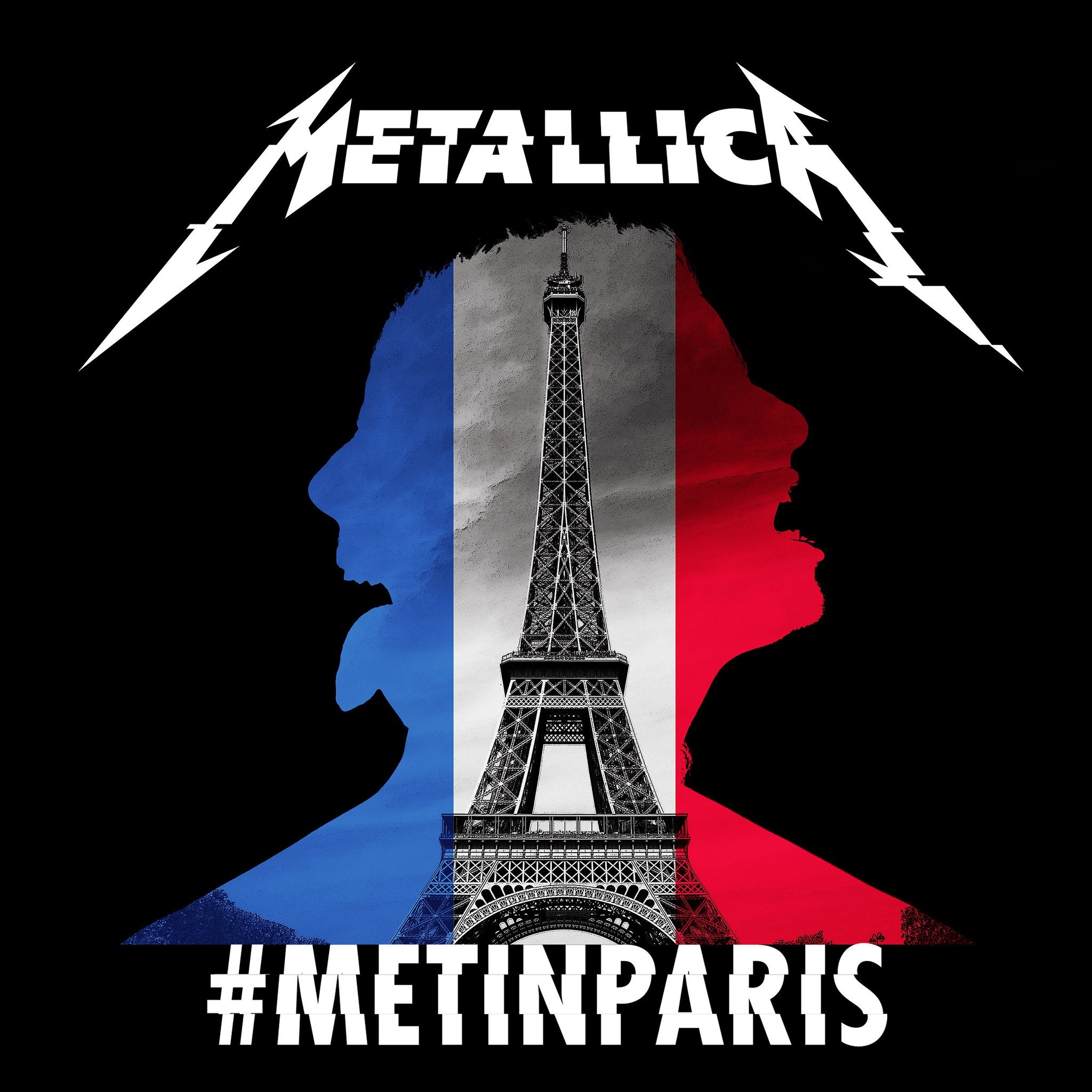 Metallica, AccorHotels Arena - Paris - 08/09/2017