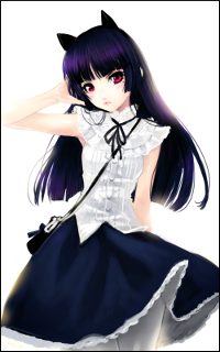My Little Sister Can't Be This Cute / Gokou Ruri - 200*320 Wsf2