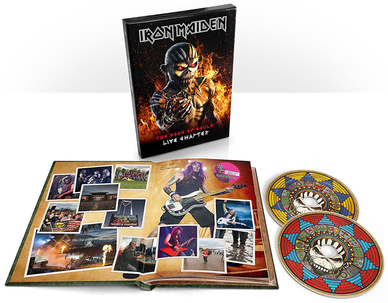 Iron Maiden : The Book Of Souls - Live Chapter