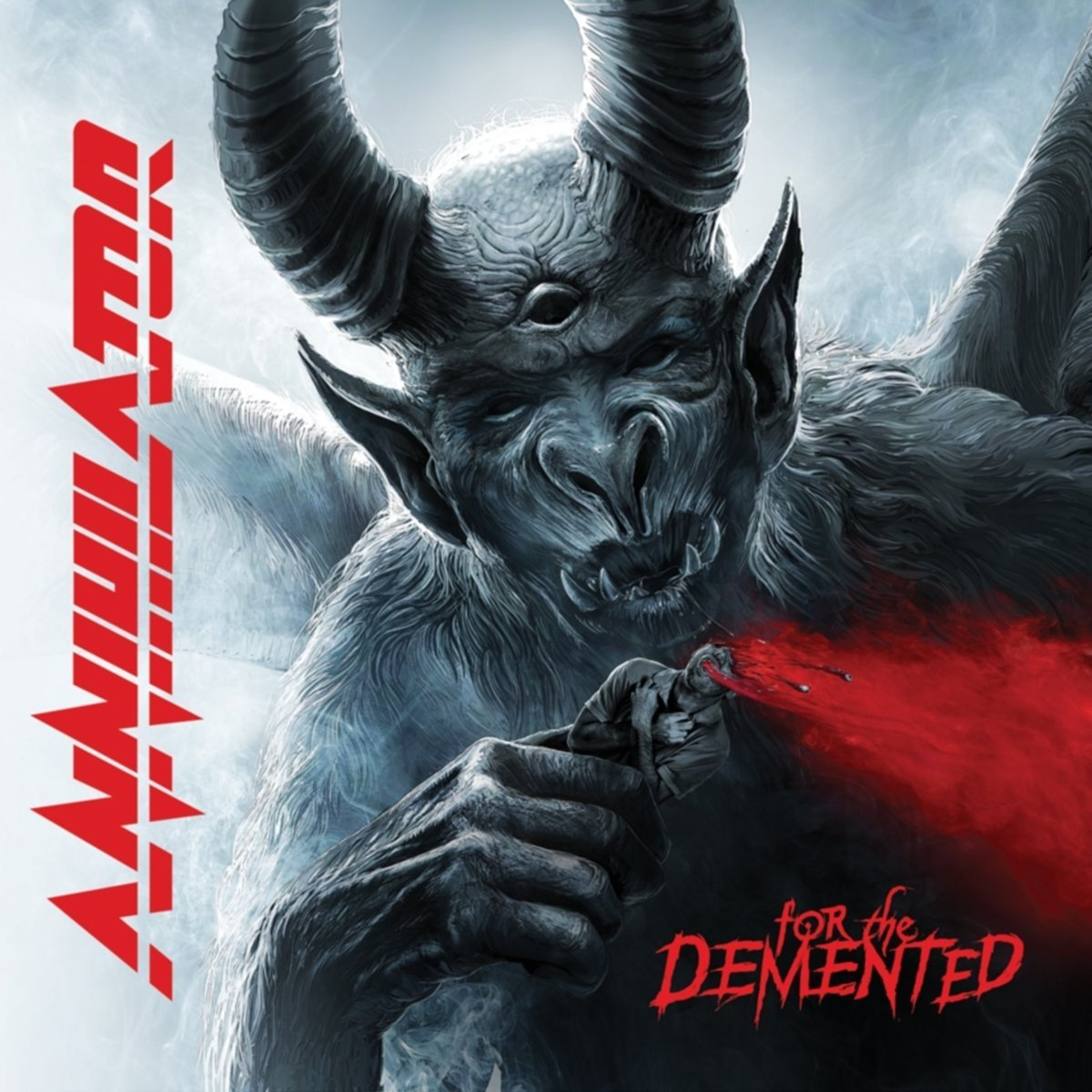 Annihilator : For The Demented