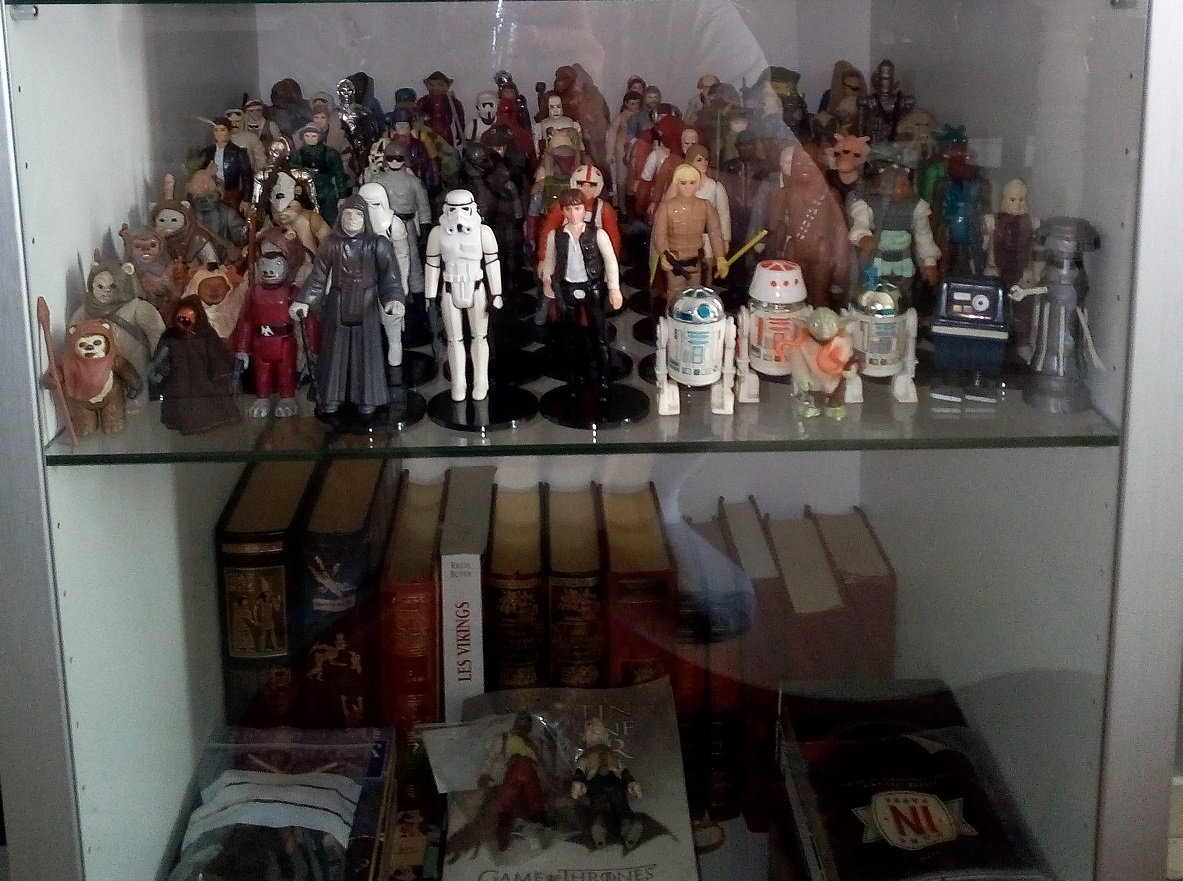 A part of my star wars collection 07ng