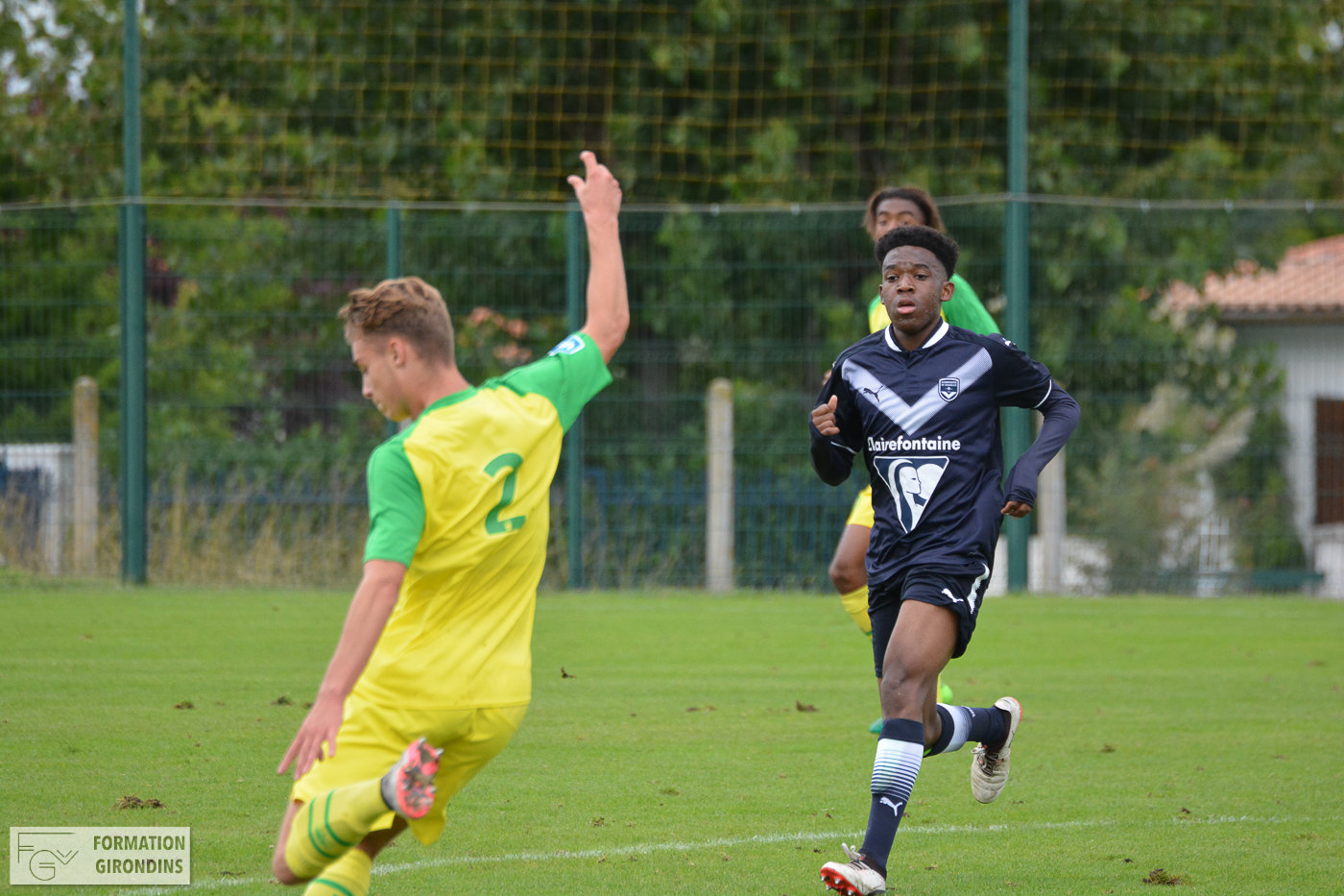 Cfa Girondins : Bordeaux cale à Poitiers (1-1) - Formation Girondins