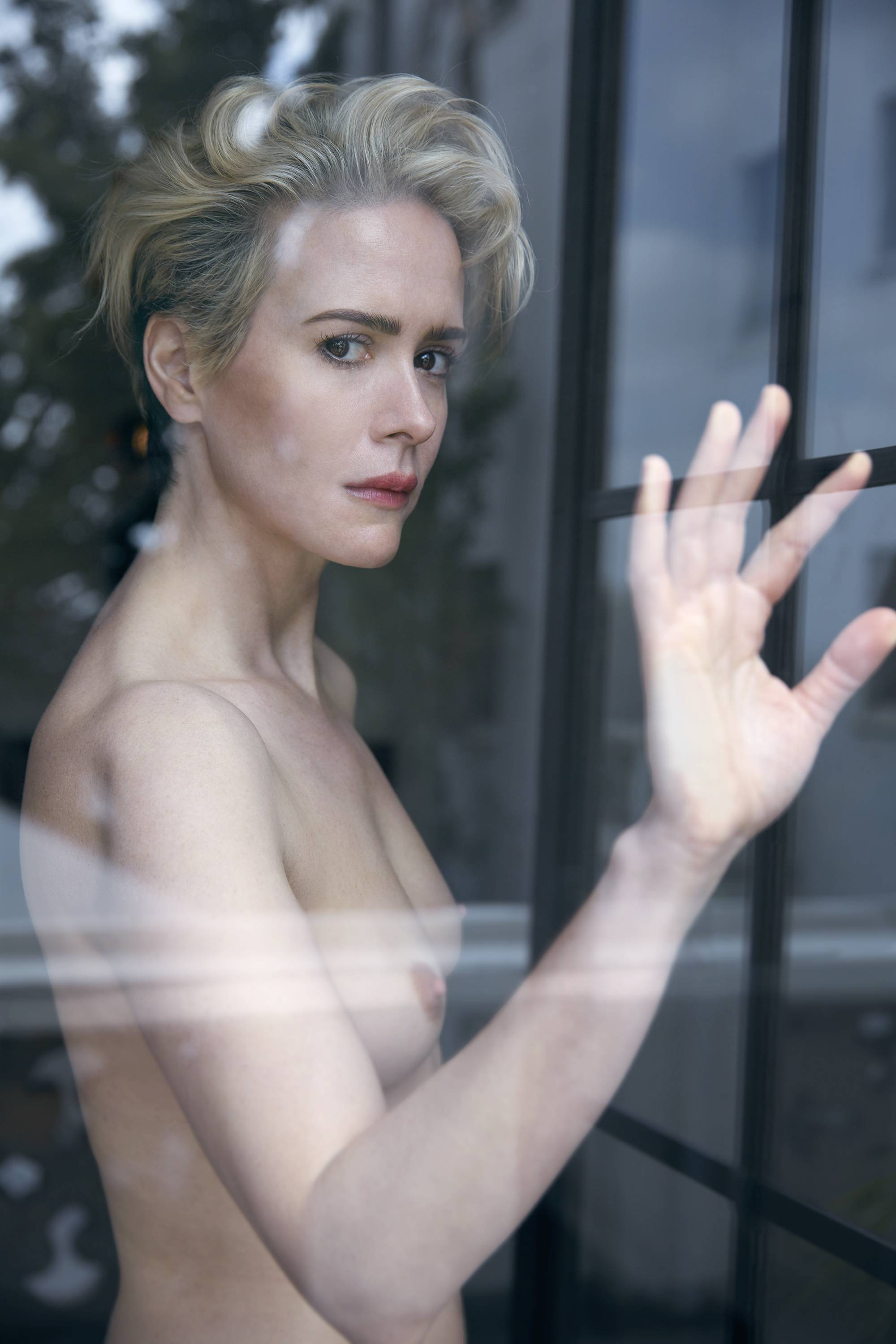 Sarah Paulson - American Horror Story : Roanoke