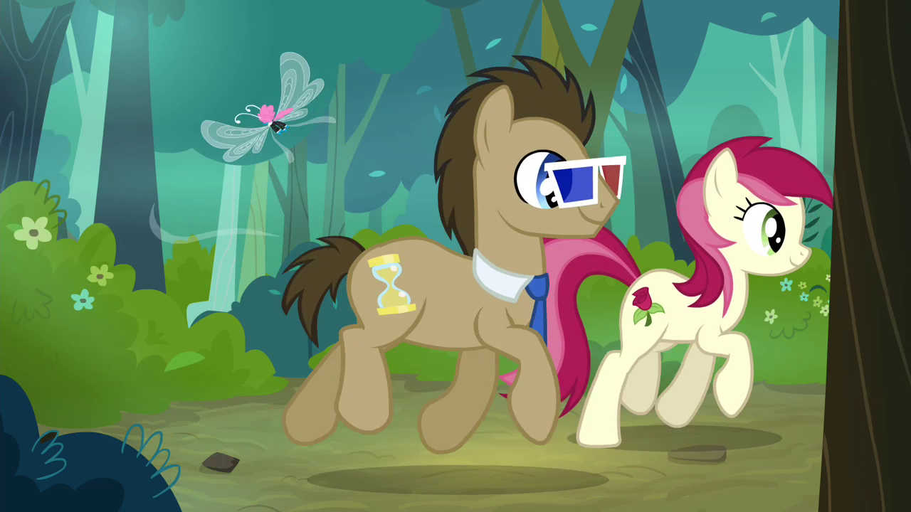 [série animée] My Little Pony: Friendship Is Magic Ux4l