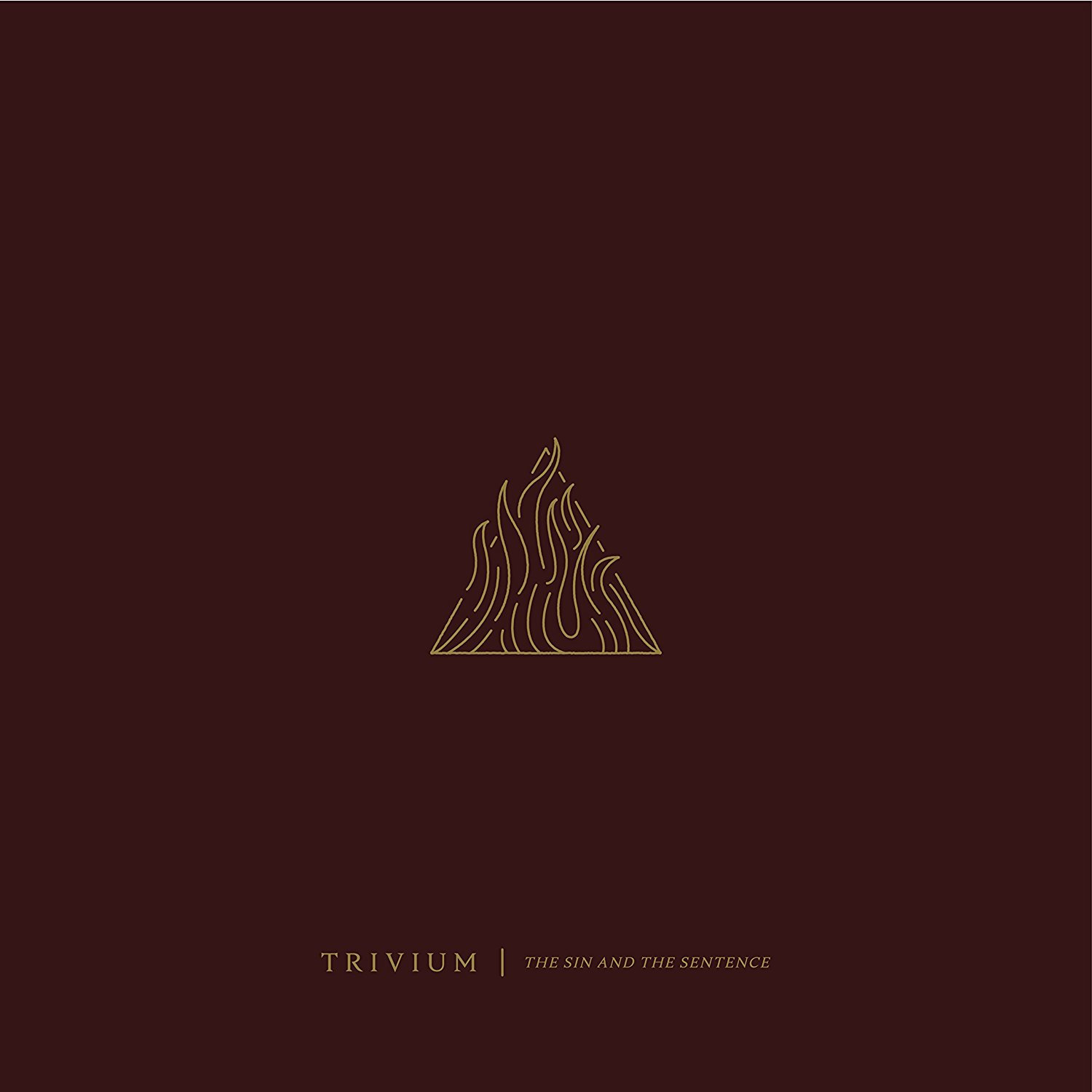 Trivium : The Sin And The Sentence