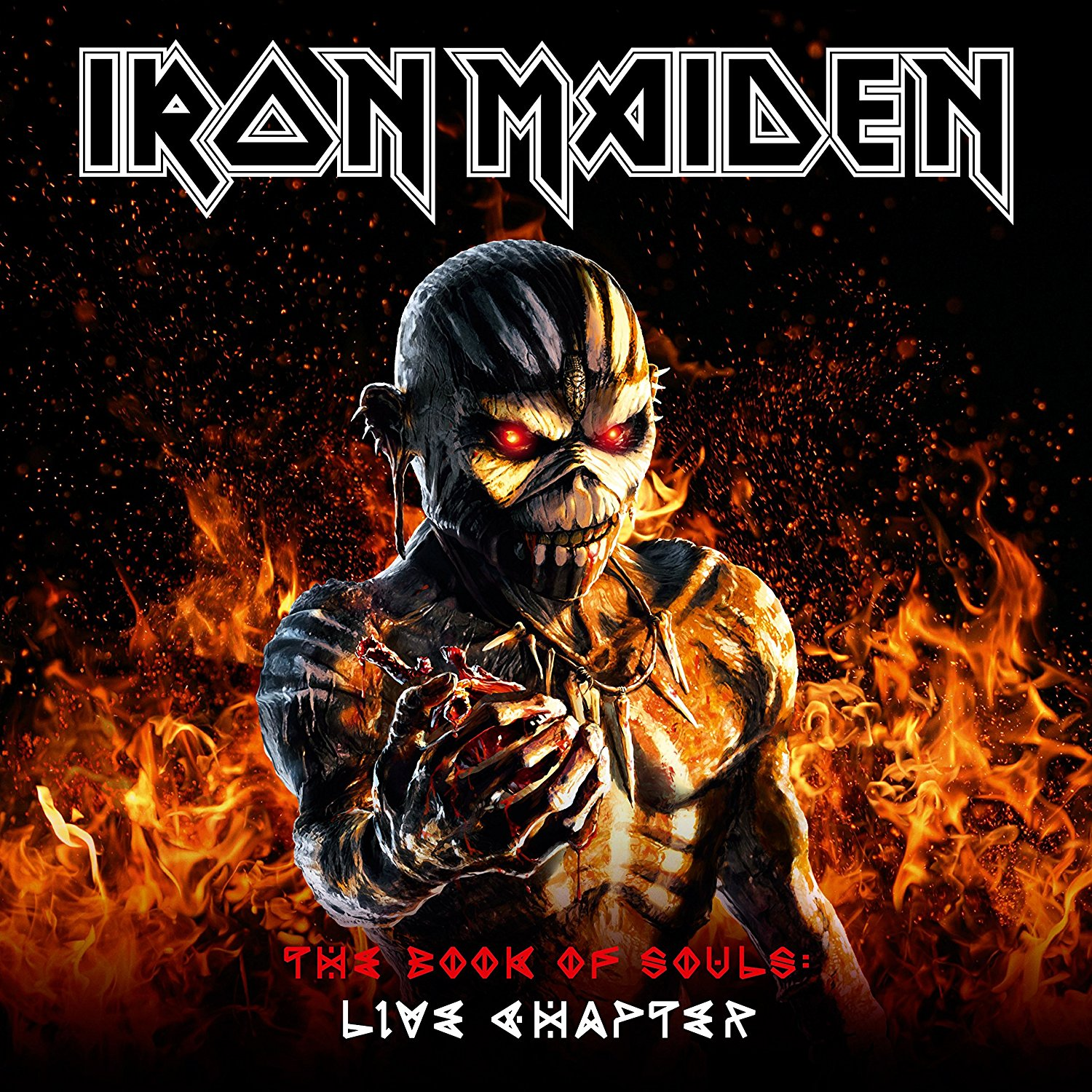 Iron Maiden : The Book Of Souls Live Chapter