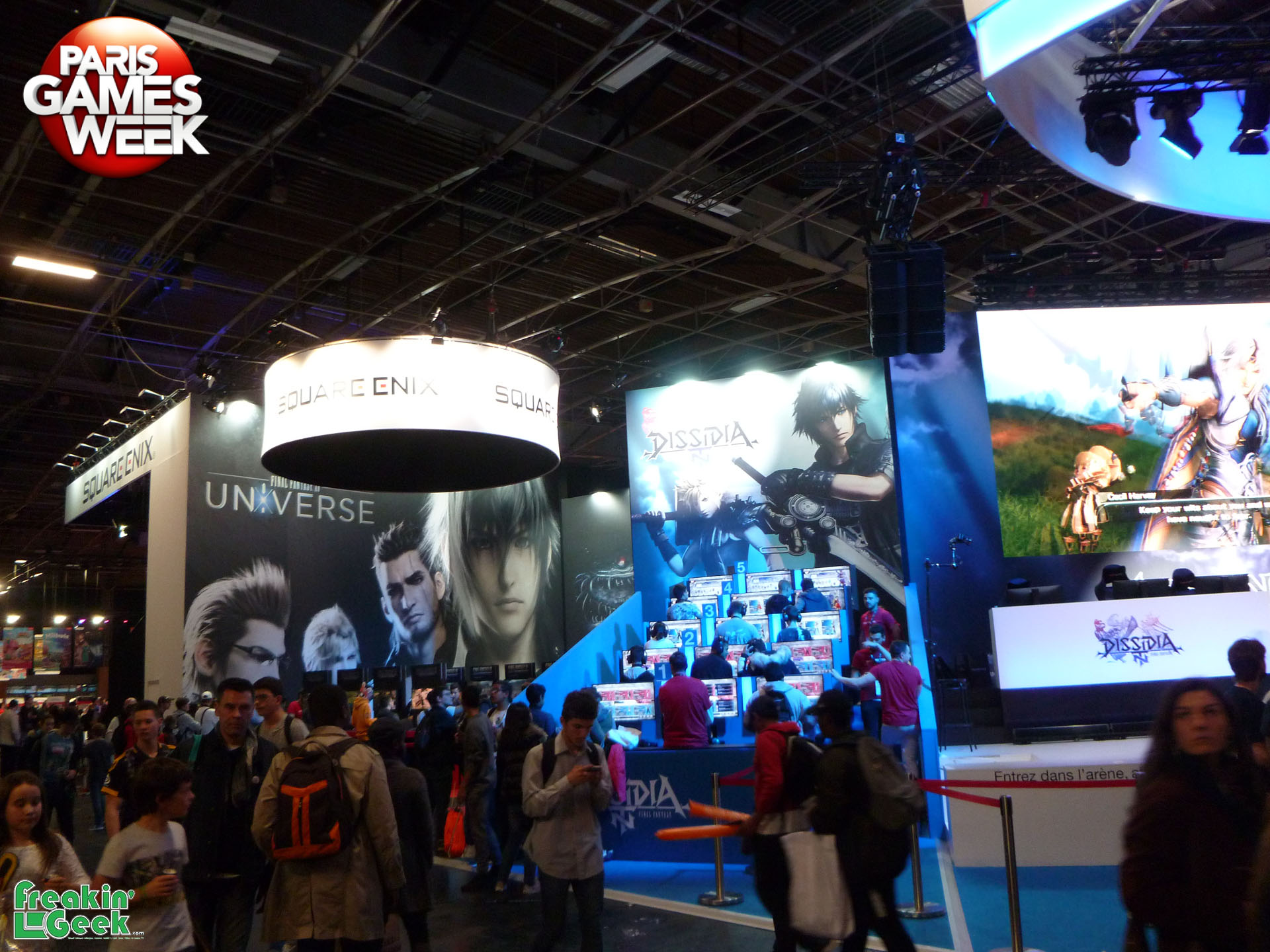 Paris Games Week 2017 : Square Enix