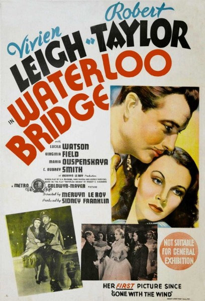 Waterloo Bridge (1940, Mervyn LeRoy) Cpl7