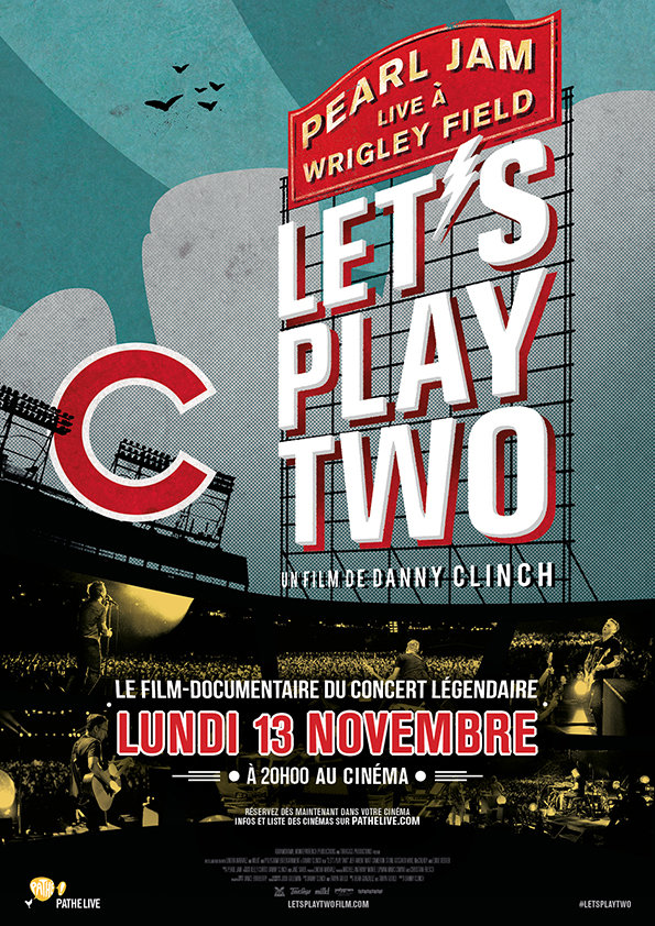 Pearl Jam : Let's Play Two