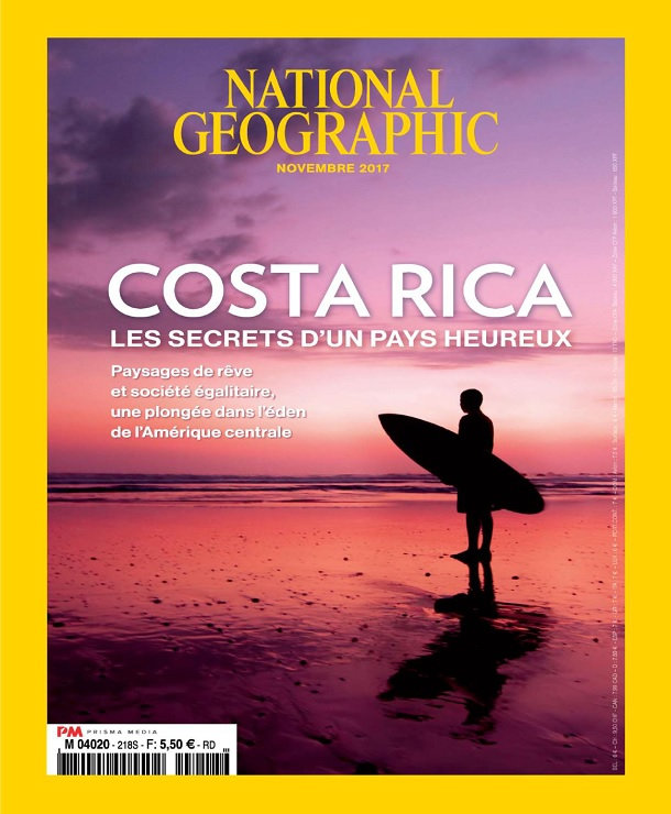 télécharger National Geographic N°218 - Novembre 2017