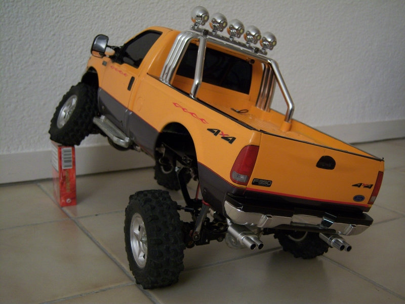 Tamiya high-lift Ford F350 by Tommy 2fnd