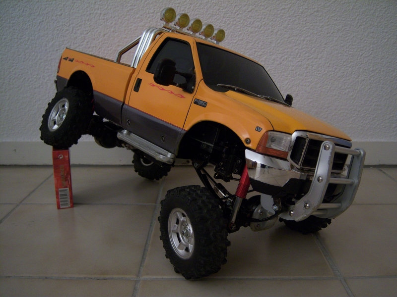 Tamiya high-lift Ford F350 by Tommy 5kbv