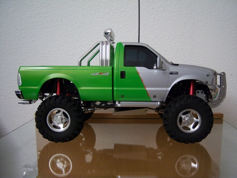 Tamiya high-lift Ford F350 by Tommy 8yur