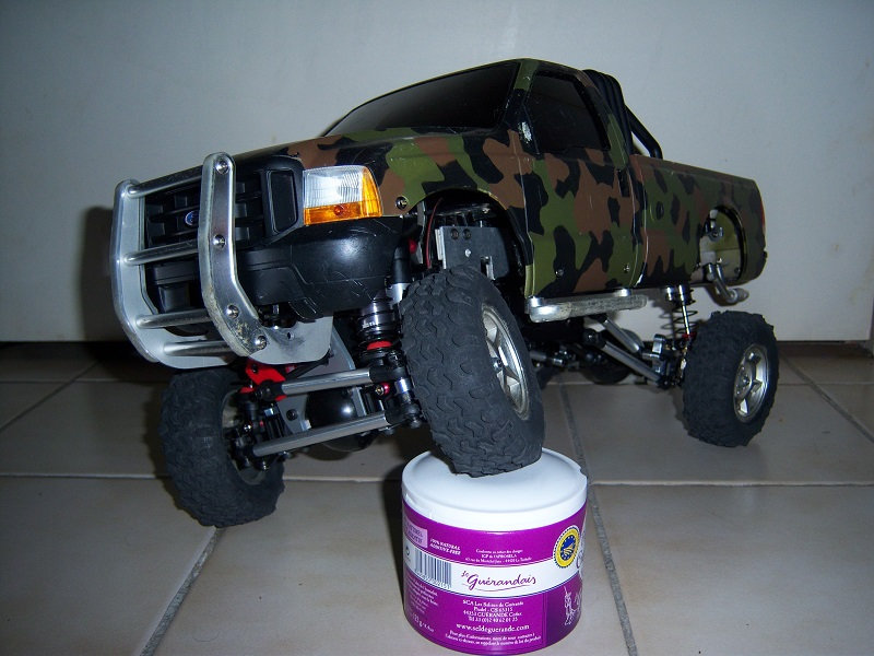 Tamiya high-lift Ford F350 by Tommy J288