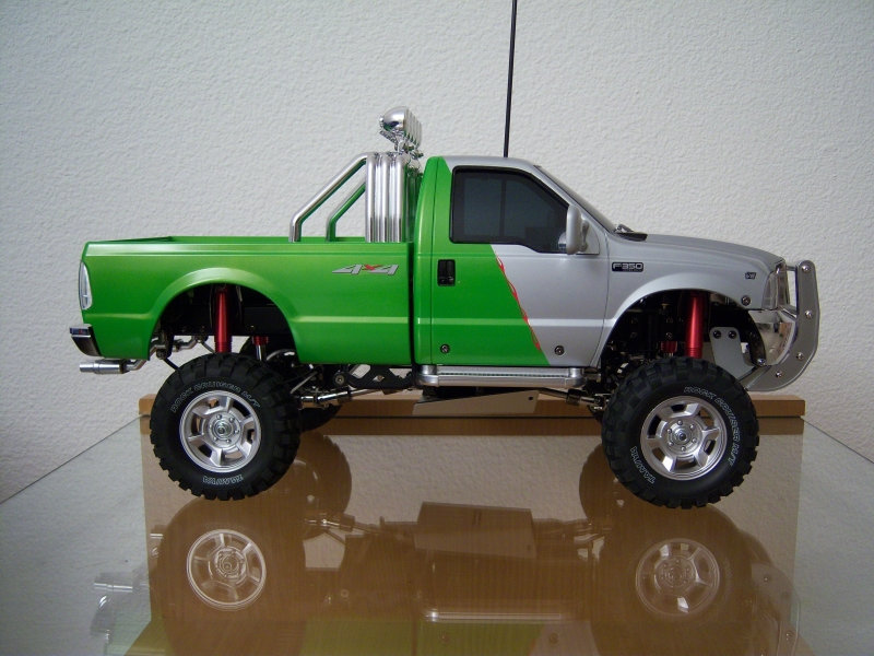 Tamiya high-lift Ford F350 by Tommy Lfqt