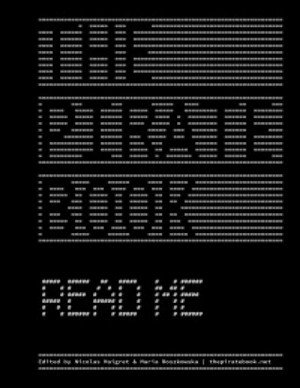 The pirate Book - Nicolas Maigret