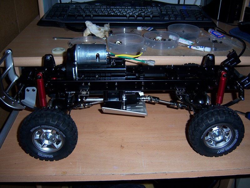Tamiya high-lift Ford F350 by Tommy Zo3s