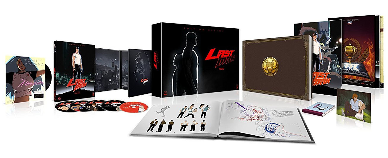 LastMan : Coffret Collector