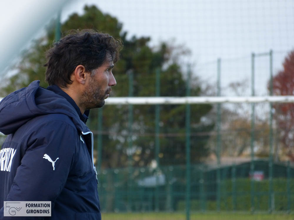 Cfa Girondins : Match de coupe demain contre le Stade Bordelais - Formation Girondins