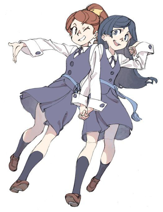 Little Witch Academia B5dh