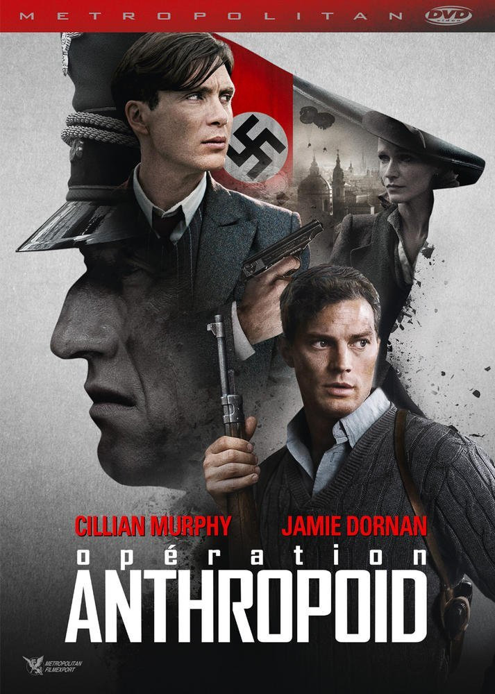 operation anthropoid le nouveau sean ellis en blu ray et dvd actus blu ray et dvd freakin 39 geek. Black Bedroom Furniture Sets. Home Design Ideas