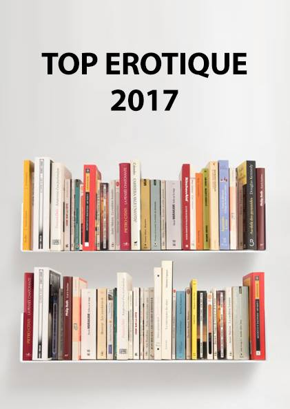 Top 10 Romans Erotique 2017 sur Bookys