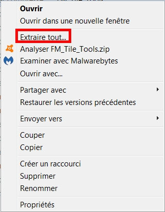 Comment Décompresser un fichier ZIP 8rfr