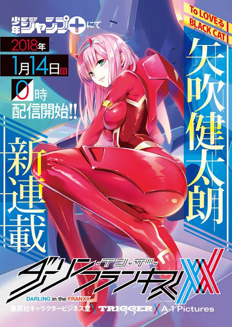 [ANIME/MANGA] Darling in the FranXX H4tt