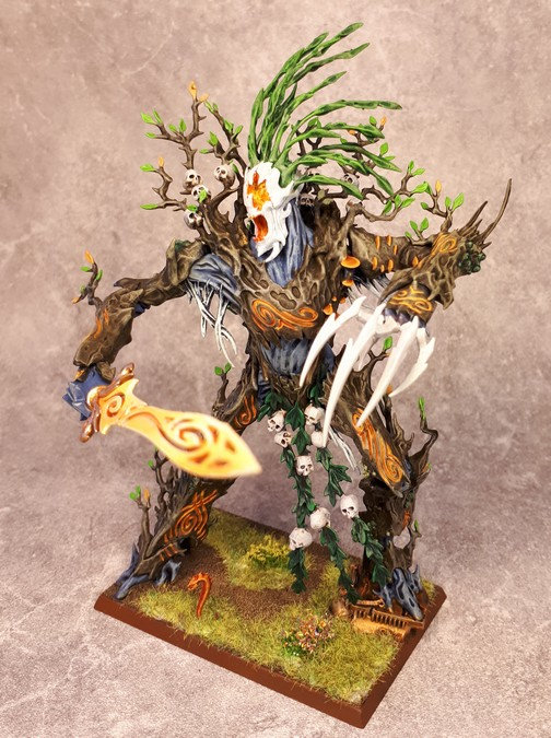 Armée Elfes sylvains - Tree Revenants 0ycz
