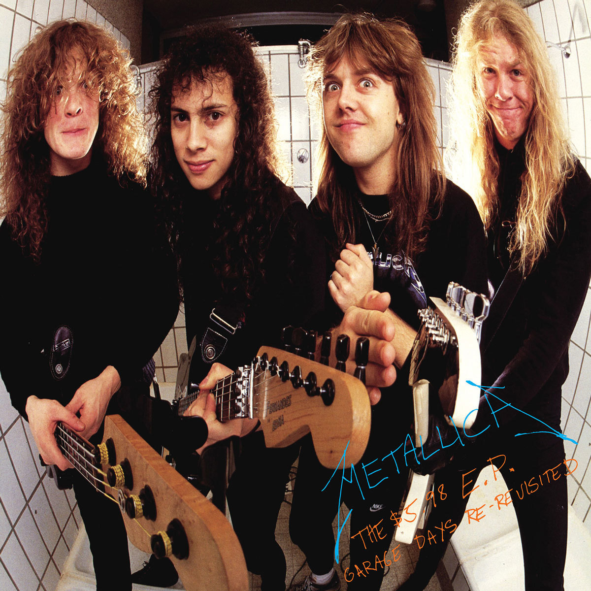 Metallica : The $5.98 E.P. Garage Days Re-Revisited